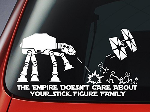 The Empire Doesnt Care About Your Stick Figure Family Star