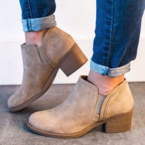 Tessa Fall Booties Only $34.99 with FREE Shipping!