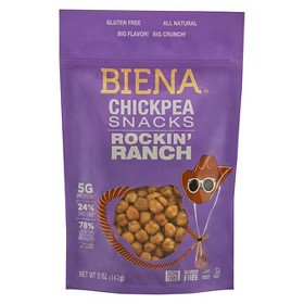 Walmart: Biena Chickpea Snacks Only $1.12!