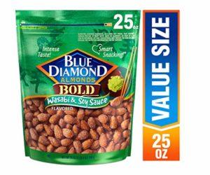 Blue Diamond Almonds Bold Wasabi & Soy Sauce Almonds, 25 oz as low as $9.24 Shipped!