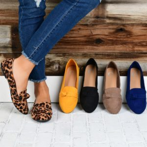 Cute Knot Accent Loafer – $20.99!