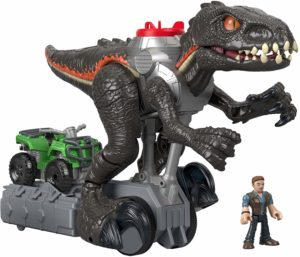Fisher-Price Imaginext Jurassic World Walking Indoraptor was $59.99, NOW $29.20!