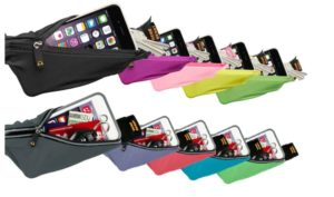 Gear Beast Sports Waist Pack Running Belt With Smartphone Pocket Only $7.99!