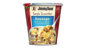 Kroger: Jimmy Dean Simple Scrambles Only $1.94!