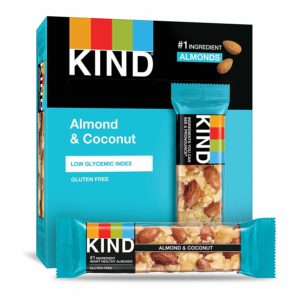 KIND Bars, Almond & Coconut, 12 Count as low as $8.54 Shipped!