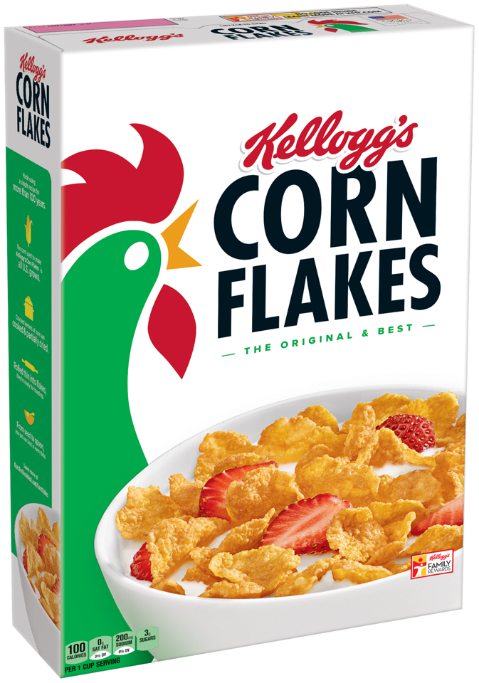 Walmart: Kellogg's Corn Flakes Cereal Only $1.18!