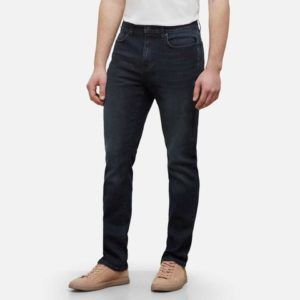 Kenneth Cole New York Men's Straight Fit Denim Pants Only $19!! (reg. $69.50)