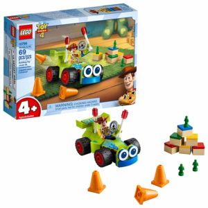 LEGO Disney Pixar's Toy Story 4 Woody & RC Building Kit Only $6.99! Lowest Price!