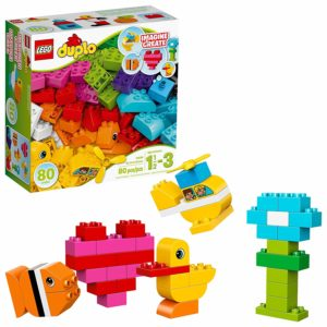 LEGO Duplo My First Bricks Colorful Toys Building Kit – $12.99 – Best Price!