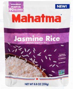 FREE Mahatma Ready to Serve White Jasmine Rice at Walmart!