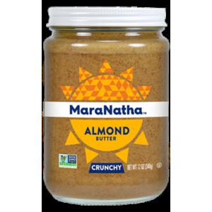 Walmart: MaraNatha Almond Butter, 12 oz Only $2.84!