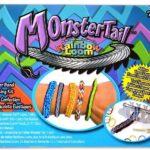 Monster Tail Travel Loom Bracelet Kit Only $4.99!