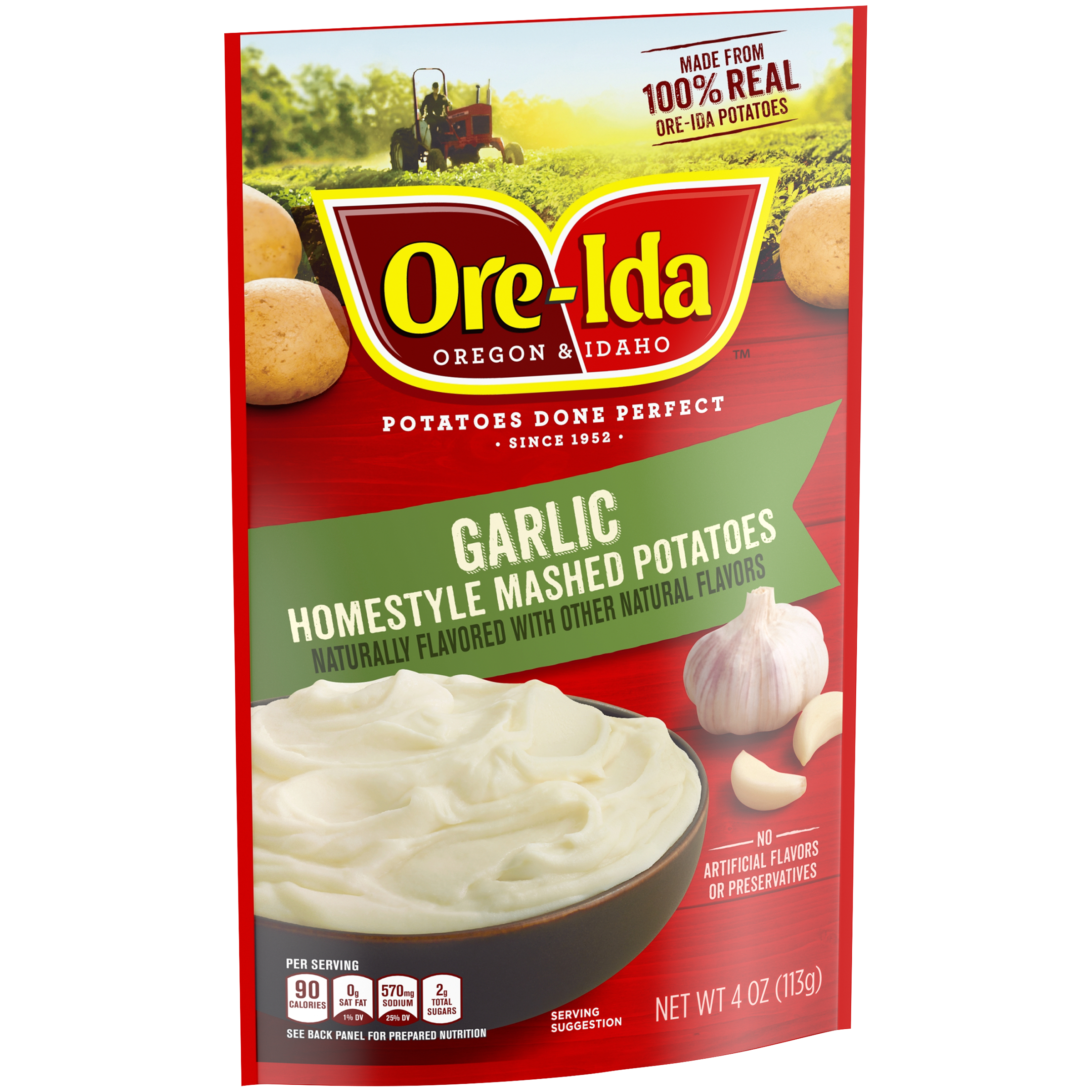 Meijer: Ore-Ida Mashed Potatoes Only $0.69!