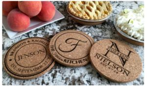 Personalized Kitchen Hot Pad Only $5.00! Gift Idea!