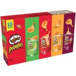 Pringles Potato Crisps Chips Flavored Variety Pack, 15 count as low as $7.63!