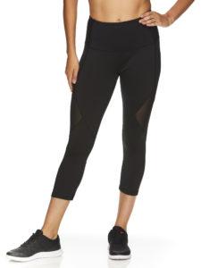 Reebok Women's Primo Highrise Capri Leggings Only $12.99! FREE Shipping wyb 2!