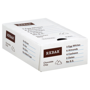 Meijer: RxBar 4 count Only $3.39!