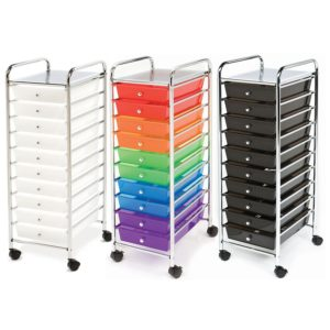 Seville Classics 10 Drawer Cart as low as $24.98!