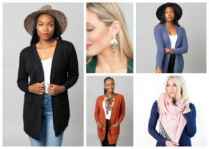 *HOT* Cardigan, Scarf & Earring Combo ONLY $24.95 Shipped!!