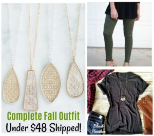 Complete Fall Outfit Under $48 Shipped!