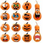 Halloween Pumpkin Stickers Only $5.39!