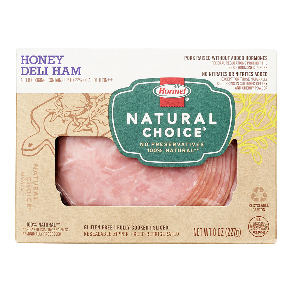 Kroger: Hormel Natural Choice Lunchmeat as low as $1.37!