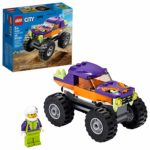 LEGO City Monster Truck Building Kit Only $5.99! Lowest Price!
