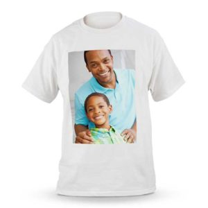 Photo T-Shirt Only $7.00 + FREE Same Day Pick Up!