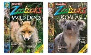 Zoobooks Magazine Subscription as low as $4!