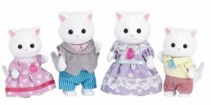 Calico Critters Persian Cat Family Only $9.74!