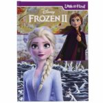 Disney Frozen Look and Find Activity Book Only $5.00!
