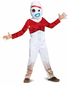 Disney Pixar Forky Toy Story 4 Costume as low as $19.00!