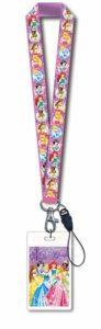 Disney Princess Lanyard with Card Holder Only $3.52! Stocking Stuffer!