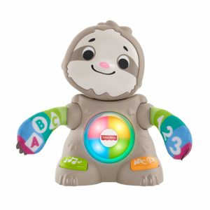 Fisher-Price Linkimals Smooth Moves Sloth – $19.44!