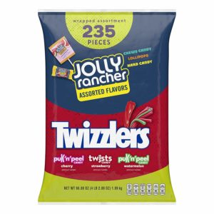 Jolly Rancher & Twizzlers, 235 count as low as $8.92 Shipped!