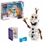 LEGO Disney Frozen II Olaf Snowman Toy Figure Building Kit Only $7.99!