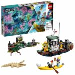LEGO Hidden Side Wrecked Shrimp Boat Building Kit Only $23.99! Lowest Price!
