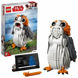 LEGO Star Wars: The Last Jedi Porg Building Kit was $69.99, NOW $34.99 Shipped!