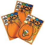 Make A Pumpkin Stickers 12 Pack Only $6.42!
