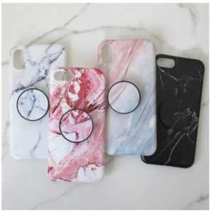 Marble Phone Case with Grip Only $9.99 Shipped!