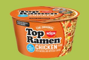 FREE Nissin Top Ramen Bowl at Kroger!
