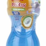 Nuby No-Spill Easy Grip Cup, 10 Ounce Only $1.97!