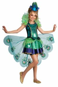 Peacock Costume as low as $14.37!Ends Tonight!