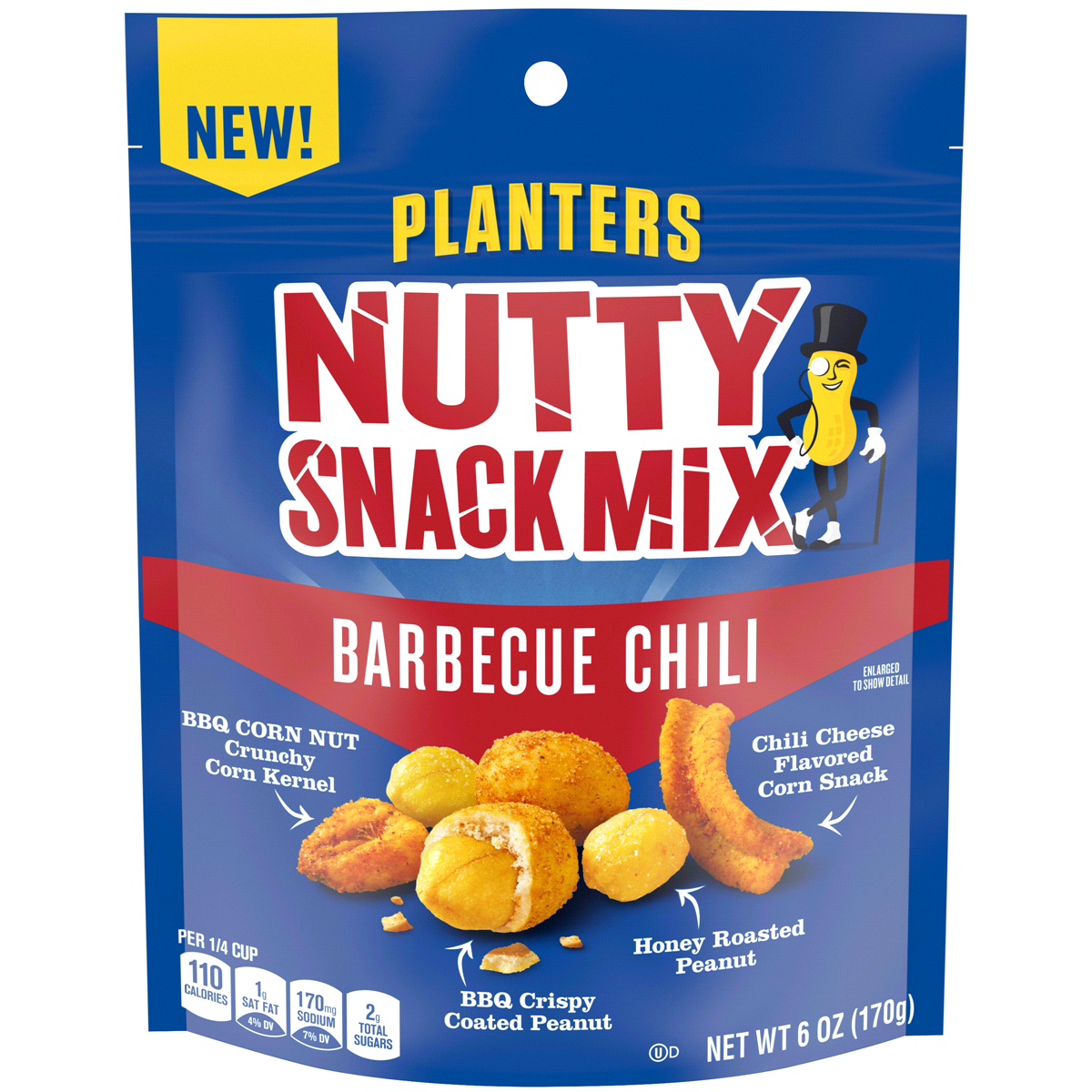 Meijer: Planters Nutty Snack Mix Only $1.99!