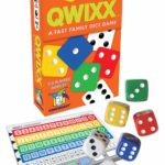 Qwixx - A Fast Family Dice Game Only $6.39!