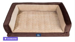 Serta Ortho Foam Couch Style Bed for Pets as low as $24.99!