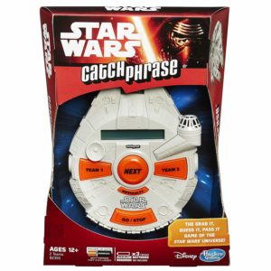 Star Wars Catch Phrase Game Only $11.99 (Reg. $26)!