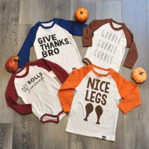 Thanksgiving Shirts & Bodysuits – Ship for $16.48!