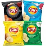 Lay's Potato Chips Variety Pack 40-Count as low as $10.10 after Coupon!