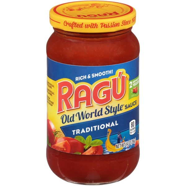 Kroger: Ragu Pasta Sauce Only $0.92!